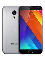 "Meizu® MX5 5.5"" Android 5.0 Smart Phone(Dual Camera Helio X10 Turbo 2.2GHz Octa Core 3GB + 16GB)"