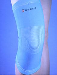Kniebandage Sport unterstützen Schützend / Atmungsaktiv / Thermal / Warm Übung & Fitness / Rennen / Badminton / Freizeit Sport Blau