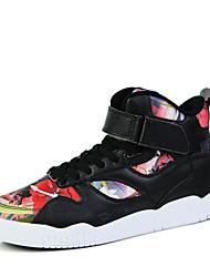 Men's Basketball Shoes Black / White / Multi-color