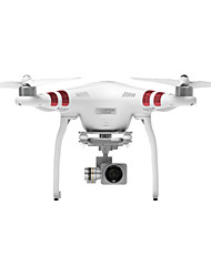 DJI® Phantom 4/Phantom 3 Standard WiFi FPV 2.4 GHz Drone RC Quadcopter Double Batteries (Complete With Gimbal And Camera/Continuous Fight 25 Mins)