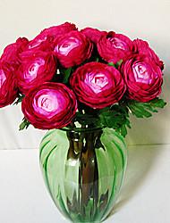 Seide / Kunststoff Rosen Künstliche Blumen