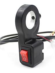 7/8 Handlebar Universal Motorcycle Scooter ATV Headlight ON-OFF Kill Stop Switch
