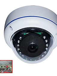 130 - Degree Panoramic HD  IP  DOME Camera