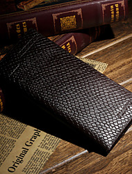 Formal / Casual / Outdoor / Office & Career / Shopping-Wallet-Cowhide-Men