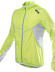 KINGBIKE® Cycling Jacket Women's / Men's / Unisex Long Sleeve Bike Waterproof / Quick Dry / Rain-ProofJacket / Sun Protection Clothing /