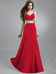 WEILL  Women's Solid Color Red Dresses , Sexy / Bodycon / Party Straps Sleeveless