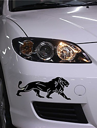 Lion Car Sticker Funny Car Window Wall Decal Car Styling