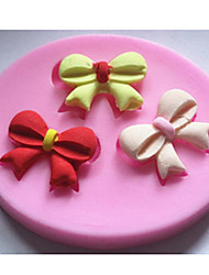 Christmas DIY  Bow  Cake Mould