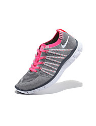 Zapatos Running Materiales Personalizados Gris Mujer / Hombre