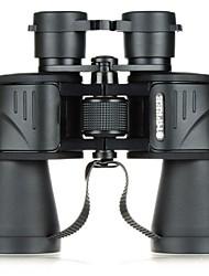 MFREE 8X X 50 mm Binoculares Roof prismImpermeable / Antiempañamiento / Genérico / Maletín / Prisma de azotea / Alta Definición / Visión