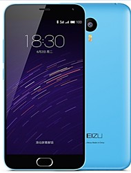 "MEIZU  Note2  5.5"" Android 5.0 LTE Smartphone(Dual SIM,WiFi,GPS,Quad Core,2GB+16GB,13MP+5MP,3100Ah Battery)"