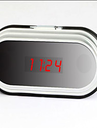 Fashion Full HD 1080P Mirro Digital Clock mini DVR Alarm Hidden Camera HDMI Mini camcorder recording Multifunction