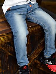 Boy's Denim Jeans , All Seasons Long Sleeve