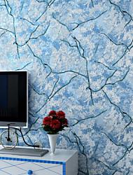 Geométrico Papel de parede Retro Revestimento de paredes,Papel não tecido Sim