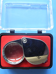 Adjustable Mixed Materials Magnifier