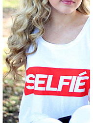 Women's Selfie Crop Top