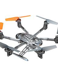 Walkera QR Y100 7ch devo4 Fernbedienung 3-Achsen 5,8 g Silber Drohnen