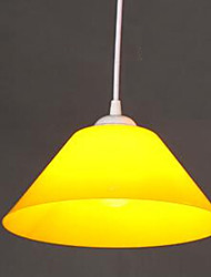 E27 10-15㎡ 25*15CM Line 1M Single Head Acrylic Line Pvc Transparent Chimney Droplight Supermarket Restaurant LED Lamp