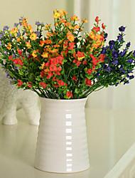 Seda / Plástico Gipsofila / Lavanda Flores artificiais