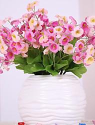 Пластик Колокольчик Искусственные Цветы