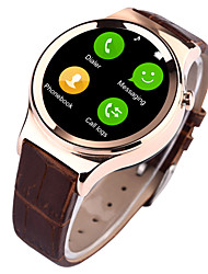 marque nouvelle montre smart t3 mtk6260 soutenir sim carte sd bluetooth wap GPRS sms mp3 mp4 USB pour iPhone et Android