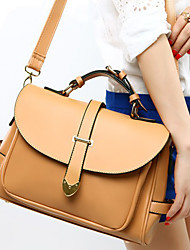 L.WEST® Women'S High-quality Casual Fashion Shoulder Messenger Large Capacity Bag