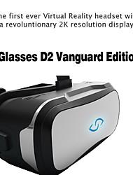 3Glasses D2 Vanguard Editison Virtual Reality Display