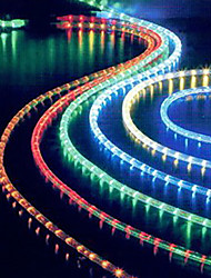 Christmas Holiday With Led Lights Round Second Line 1M PVC  220V 2W