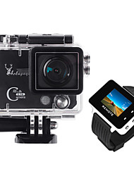 Aoluguya Sport cam 2 5MP 4032 x 3024 8X CMOS 64 GB Formato H.264 Inglese / Russo / Cinese 50 M Impermeabile
