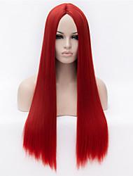 Модели в Европе и Америке должны-цветные длинные волосы парик