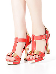 Meirie's Women's Leather Sandals
