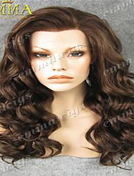 vente chaude gradient populaire perruque dentelle main attachée avant perruque sur la vente emma perruques le meilleur magasin de
