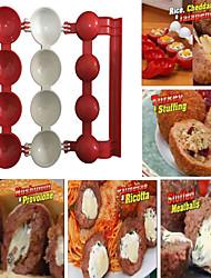 Newbie Meatballs Maker Useful Pattie Meatball Fish Ball Burger Set DIY