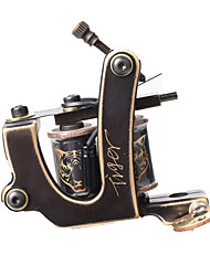 FTTATTOO® CNC Precise Carving Brass Tattoo Machine Gun Liner Shader U Pick