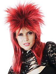 Factory Direct Selling Wholesale Both Men And Women Festival WIg Kill The Matt Red Wig Hot Style Is Recommended