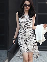Women's Animal  Dress(cotton)