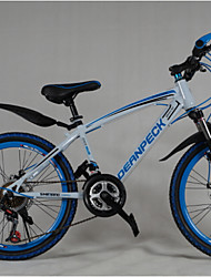 "7 velocidades 22 ""mini-folding mountain bike drivetrain de alumínio quadro de liga de 3 raios rodas 4 cores"