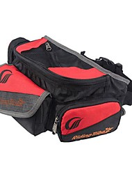 Bike Bag 8LWaist Bag/Waistpack Waterproof / Quick Dry / Reflective Strip / Wearable / Compact / Multifunctional Bicycle Bag NylonCycle