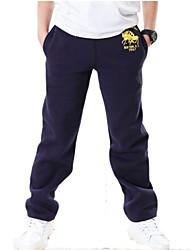 Pantaloni Maschile Inverno / Primavera / Autunno Cotone
