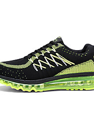 Men's Running Shoes Synthetic / Tulle Black / Blue / Green