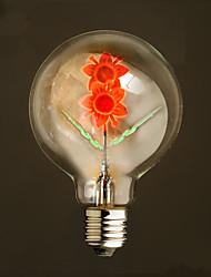 e27 Nicht führte Blume Blase brennenden Kugel Liebesblume Persönlichkeit dekorative Lichtquelle