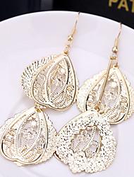 Vintage / Party Alloy Drop Earrings
