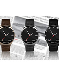 Bluetooth 3.0 Amun-re Smartwatch (Heart rate Monitor, Ecg, Thermometer, Waterproof and Dustproof, Bluetooth Self-Timer)