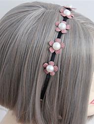 European Style Retro Elegant Flower Headband