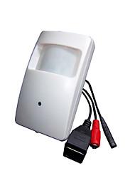 1080p \ 960p \ 720p ip caméra réseau pir caméra mouvement de la caméra détecteur de pir support mini-microphone