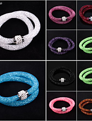 Bracelets Wrap ( Résine ) Quotidien/Casual/Sports