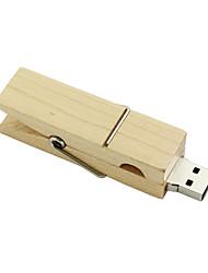 madeira linda modelo usb 2.0 memória pen drive de disco pen drive flash de 32GB driveu