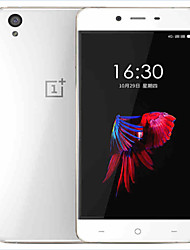 "OnePlus X 5.0""IPS Android 5.1 LTE Smartphone(Dual SIM,WiFi,GPS,Quad Core,RAM3GB+ROM16GB,13MP+8MP,2525mAh Battery)"