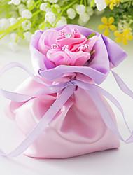 Bolsas de Ofertas ( Rosa , Cetim ) Tema Clássico - não-personalizado