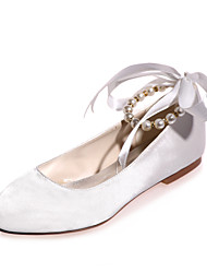 Women's Wedding Shoes Round Toe Flats Wedding / Party & Wedding Shoes More Colors available